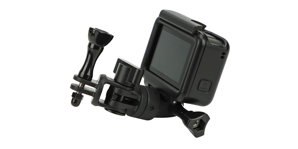 Поворотное крепление SP Swivel Arm Mount с камерой сзади