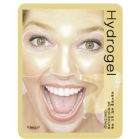 BeauuGreen Hydrogel Mask GOLD ENERGY маска с коллоидным золотом