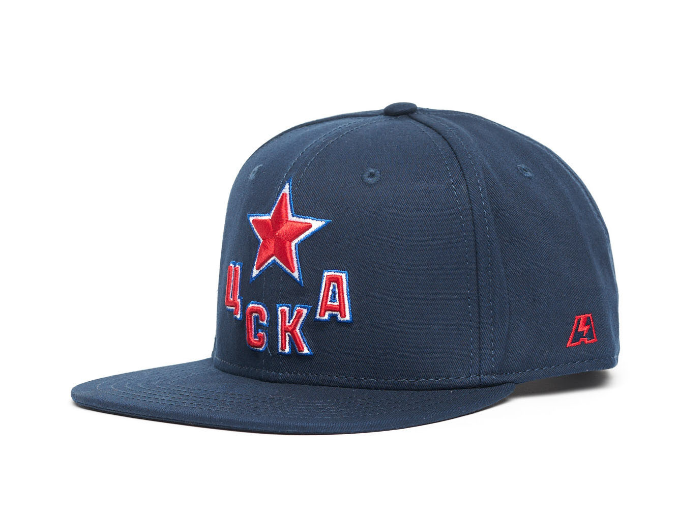 Бейсболка ХК ЦСКА Snapback
