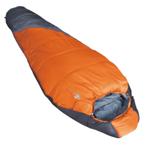 Спальный мешок Tramp Mersey (оранжевый/серый)