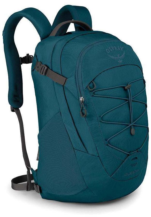 Городские рюкзаки Рюкзак женский Osprey Questa 27 Ethel Blue questa_f19_side_ethel_blue.jpg