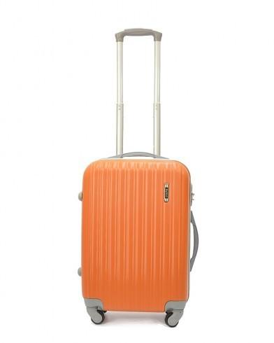 Чемодан Ananda APL-833 Оранжевый (S+)