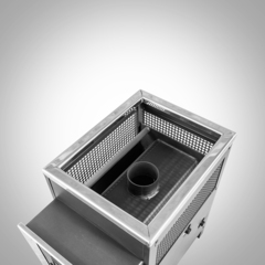 Печь банная ПБ-21Б (6 мм.)