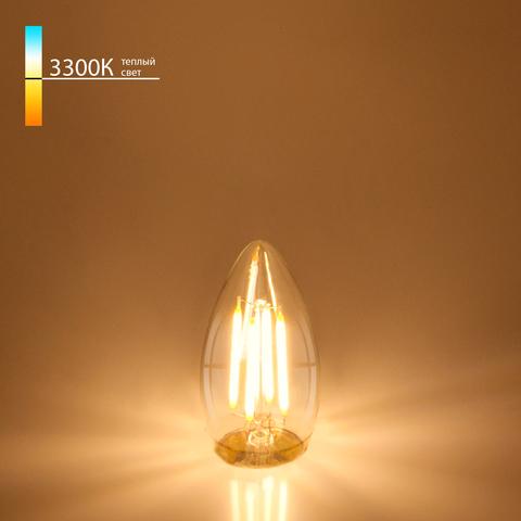 Светодиодная лампа  CD F 7W 3300K E27 BLE2735