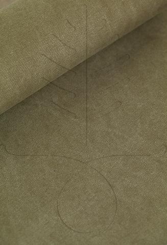 Мраморный канвас, цвет полынь