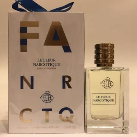 ПРОБНИК 2мл от FRAGRANCE WORLD LE FLEUR NARCOTIQUE / Цветочный Наркотик 100мл