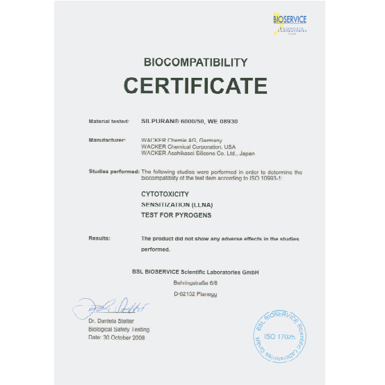 Менструальные чаши NATU сертификат