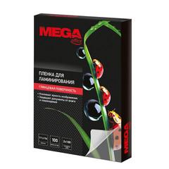 Пленка для ламинирования Promega office 111x154 (А6) глянцевая (100 штук в упаковке)