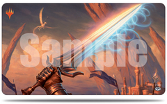 MH1 Sword of Truth and Justice Playmat (UP)