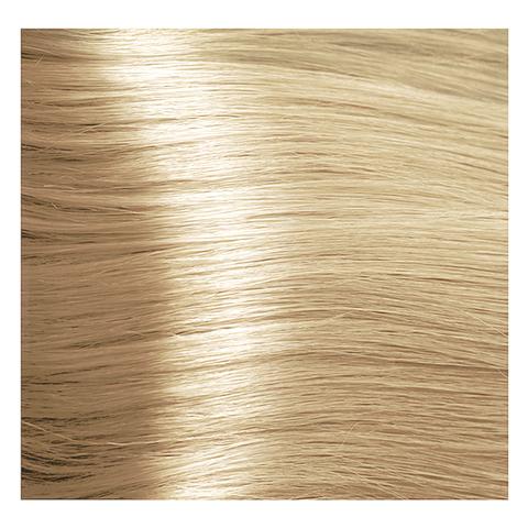 Крем краска для волос с гиалуроновой кислотой Kapous, 100 мл - HY 901 Осветляющий пепельный