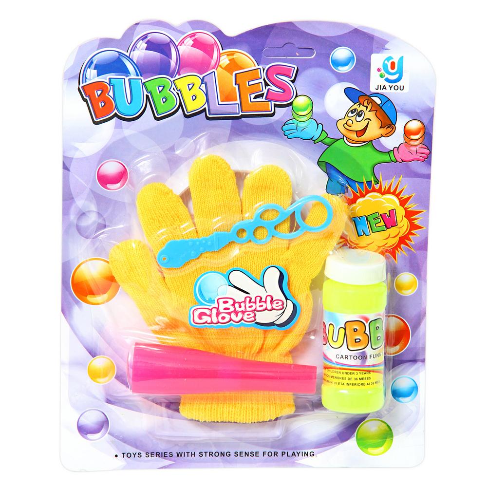 Мыльные пузыри, магические (не лопаются) фото