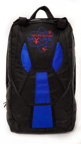 Городской рюкзак с кофром для шлема SkyLife (из кордуры)