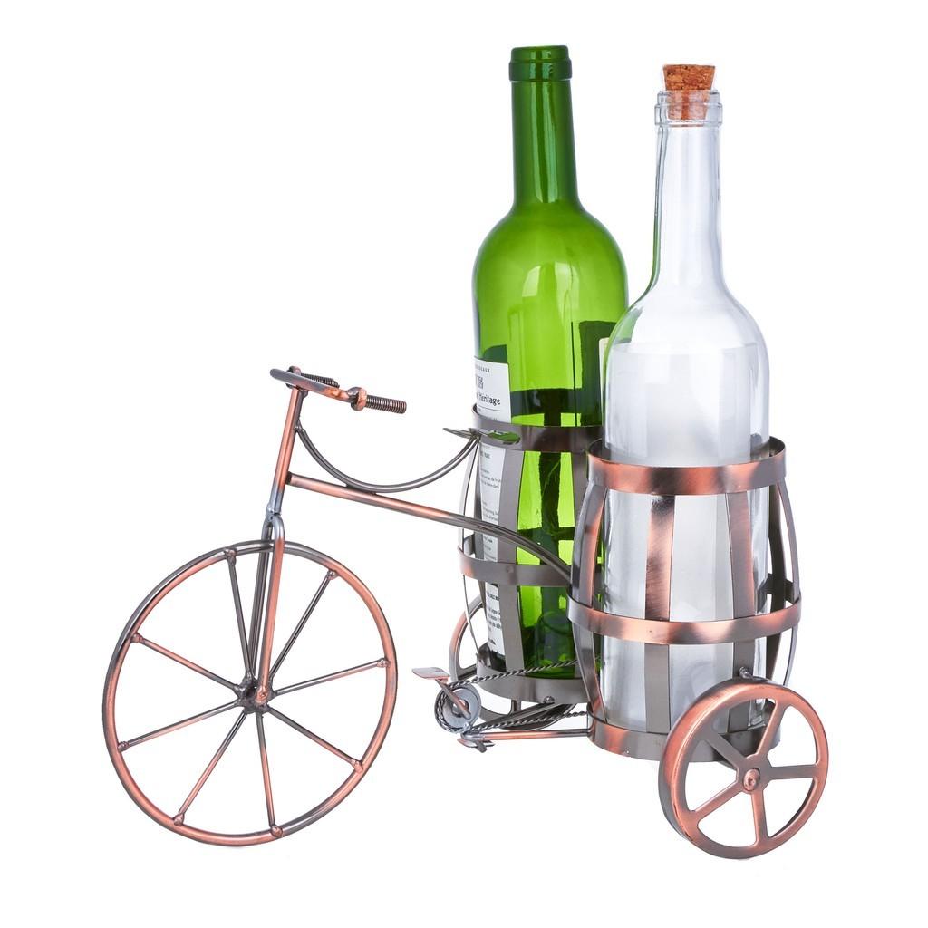 Фото - Подставка для бутылок «Французский велосипед» подставка