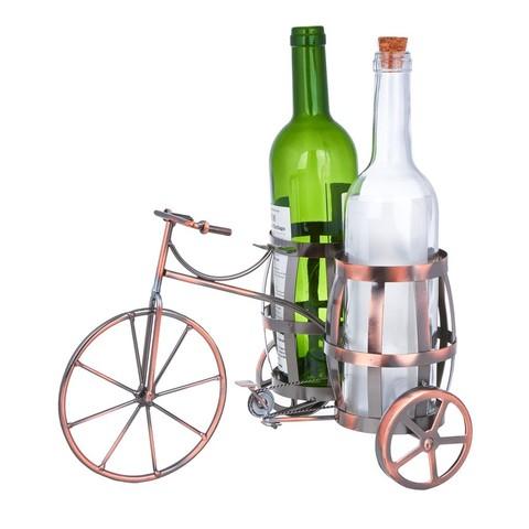 Подставка для бутылок «Французский велосипед»