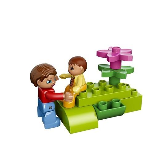 LEGO Duplo: Мама и малыш 10585 — Mom and Baby — Лего Дупло