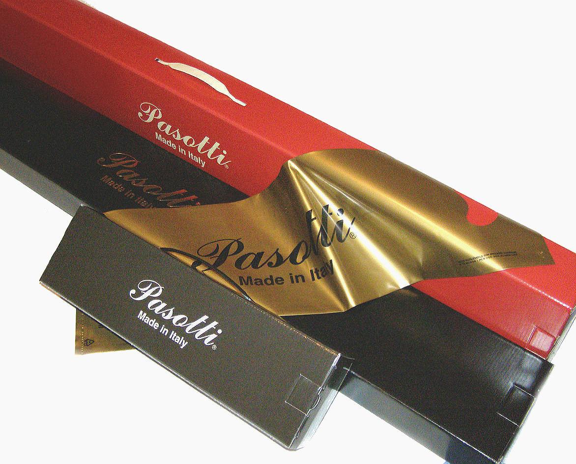 Pasotti упаковка