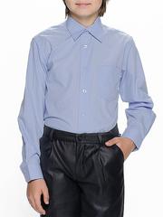 TH21 рубашка для мальчиков, голубая