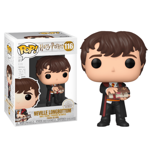 Neville Longbottom Funko Pop! Vinyl Figure ||  Невилл Долгопупс