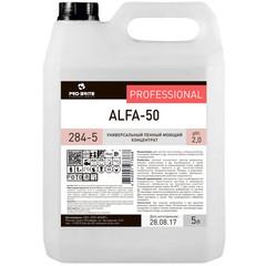 Профессиональная химия Pro-Brite ALFA-50 5л (284-5), дез.ср-во с моющэфф.