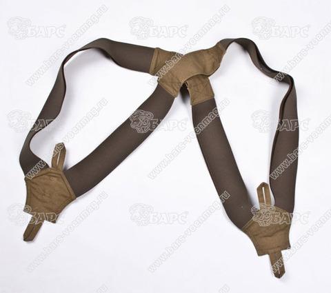 Подтяжки для костюмов «БАРС» (Хаки)
