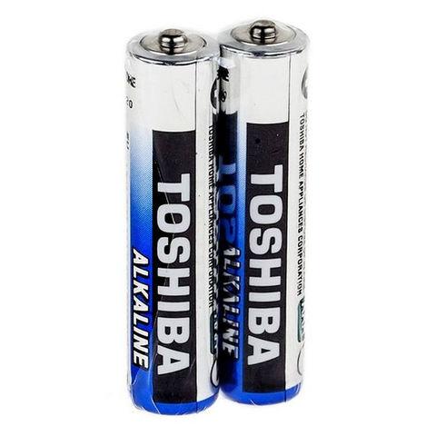 Батарейки Toshiba Alkaline LR03, AAA (4/60/480)