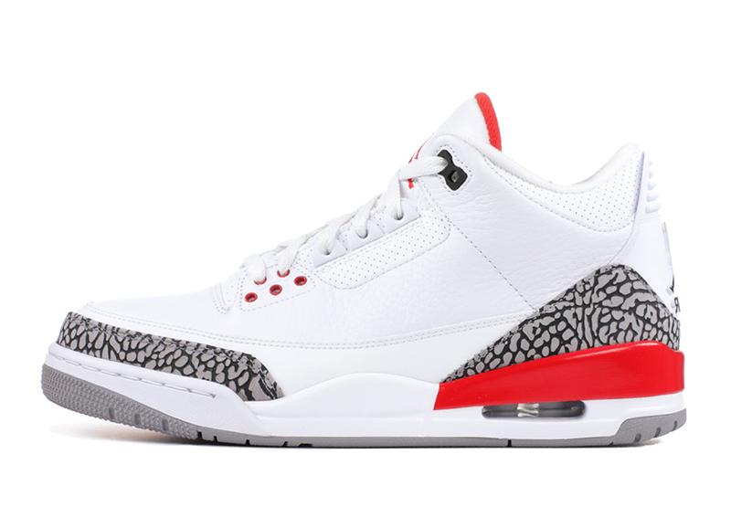 1e4e9253 Air Jordan 3 Katrina купить в один клик с бесплатной доставкой по ...