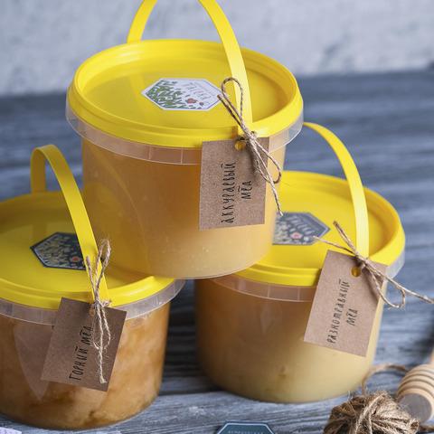 Горный мед. 2019  г. (1 кг)