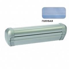 Маркиза настенная с эл.приводом DOMETIC Premium DA2050,цв.корп.-серебро, ткани-голубой, Ш=5м
