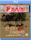 The Rolling Stones / Sticky Fingers - Live At The Fonda Theatre 2015 (Blu-ray)