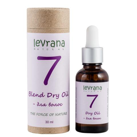 Сухое масло для волос 7 (Levrana)