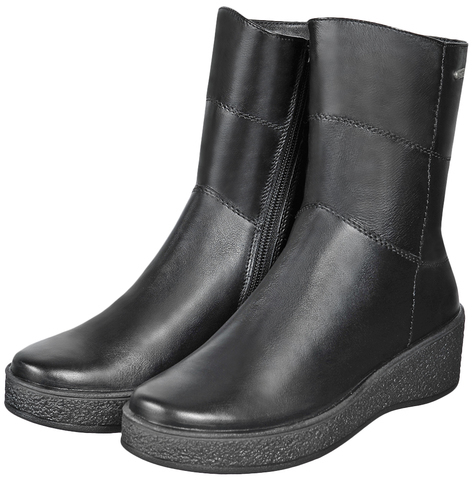 Зимние полусапожки для косточки на ногах