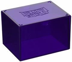 Dragon Shield - Коробочка фиолетовая на 100+ карт