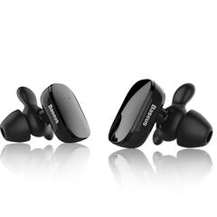 Наушники Baseus Encok W02 Truly Wireless headset Black
