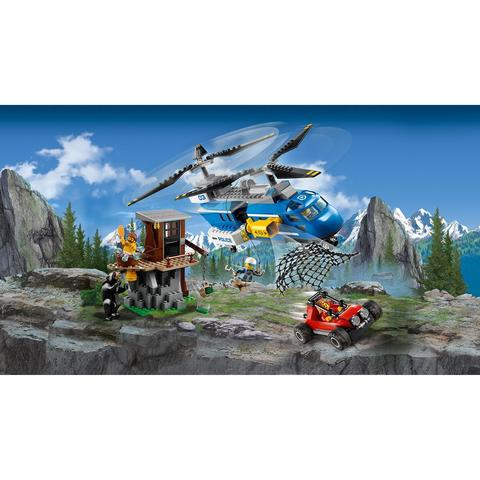 LEGO City: Погоня в горах 60173 — Mountain Arrest — Лего Сити Город