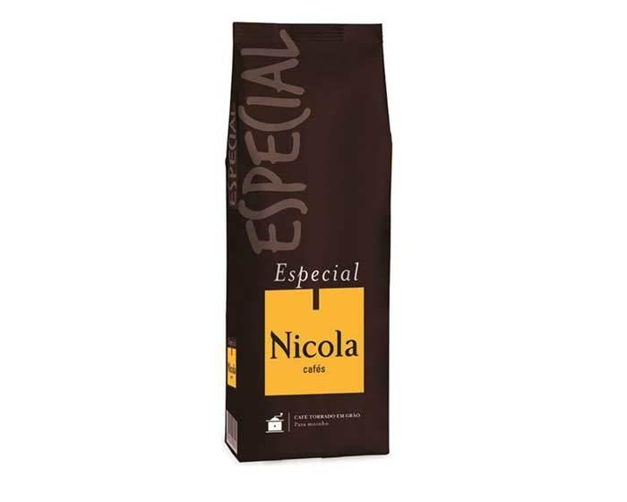 Кофе в зернах Nicola Especial, 1 кг
