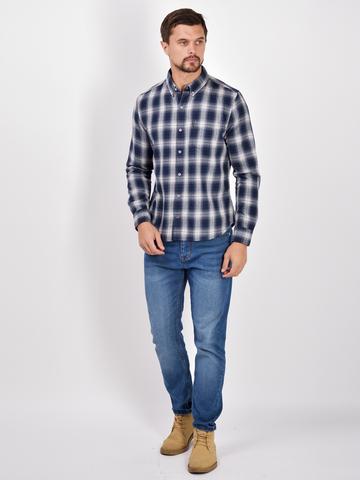 Рубашки д/р муж.  M922-05E-51CS