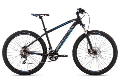 Orbea MX 20 29 (2015) черный с синим