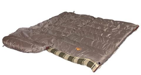 Картинка спальник Alexika CANADA plus серый
