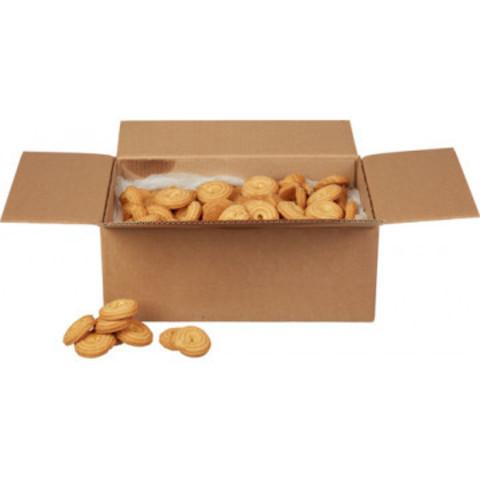 Печенье Яшкино Ванильное кольцо 3.5 кг