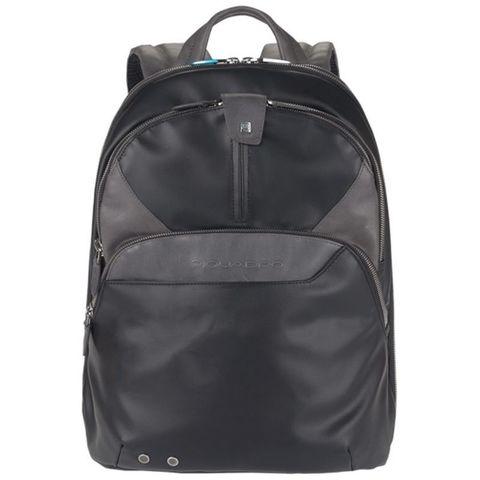Рюкзак Piquadro Coleos (CA2944OS/N) черный кожа/кожзам