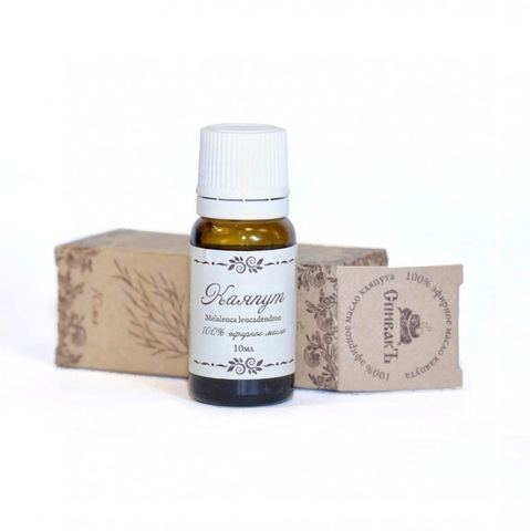 Эфирное масло Каяпута | Спивакъ