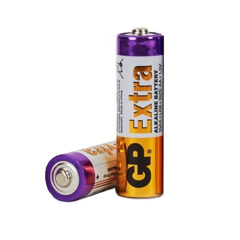 Батарейки GP АА/LR6 1,5V, 2шт. в блистере (пальчик)