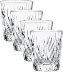 Набор из 4 низких хрустальных стаканов для виски Imperial, 310 мл, фото 2