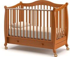 Кровать детская Моника вишня