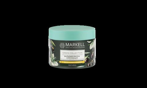 Markell Green Collection Бальзам-маска для волос Укрепляющая 300мл