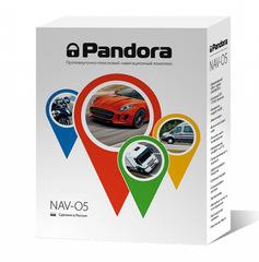 GPS/ГЛОНАСС/GSM маяк Pandora NAV-05