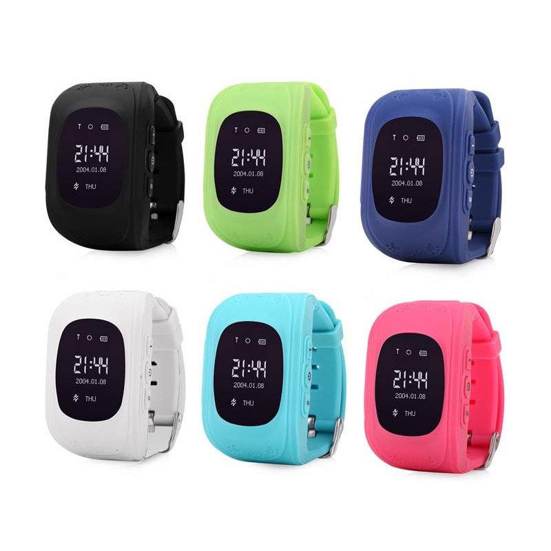 Детские часы с GPS-трекером Детские часы-телефон Smart Baby Watch Q50 detskie-chasy-q50.jpg