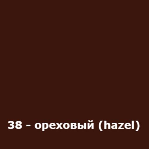 38 - ореховый (hazel)