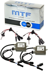 Комплект би-ксенона MTF Light 50W HB5 (9007) (6000K)