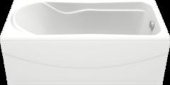Ванна акриловая Bas Мальта 170х75х68, прямоугольная, с каркасом
